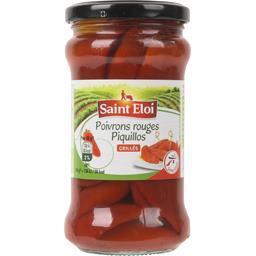 Poivrons rouges Piquillos grillés