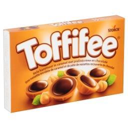 Noisette enrobée de caramel et pâte de noisettes, re...