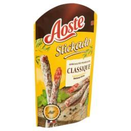 Stickado - classique - mini-salamis - 6-7 pièces