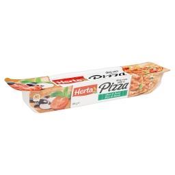 Pâte à pizza - fine et ronde