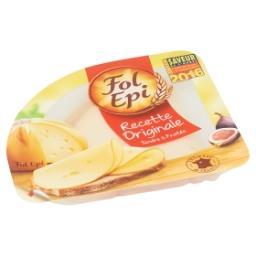Recette originale - fromage en tranches