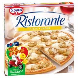 Ristorante Pizza Funghi