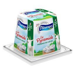 La pyramide - fromage de chèvre
