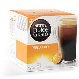 Dolce Gusto Preludio - café torréfié moulu - capsule...