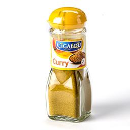 Curry jaune