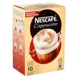 Cappuccino - café soluble - 8 sachets