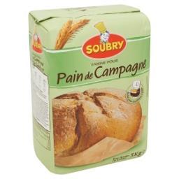 Farine pour pain de campagne
