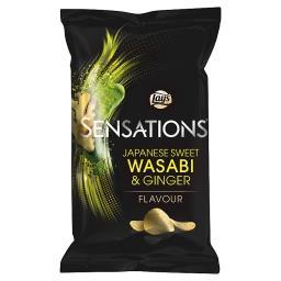 Sensations Chips De Pommes De Terre Japanese Sweet W...