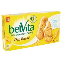 Belvita petit-déjeuner - sandwich - biscuits aux cér...