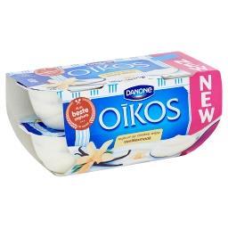O?kos Yaourt à la Grecque saveur vanille
