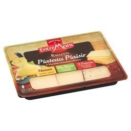 Raclette - plateau plaisir - 3 variétés - nature, vi...