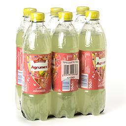 Agrumes - limonade aux extraits de fruits
