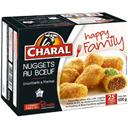Charal Happy Family - Nuggets au bœuf la boite de 500 g