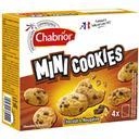 Chabrior Mini Cookies Nougat' Choc' les 4 sachets de 40 g