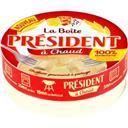 La boite Président à chaud