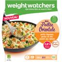 Plat cuisiné poêlée orientale Weight Watchers