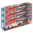 Chabrior Biscuits Turbulo chocolat au lait le lot de 2 paquets de 200g