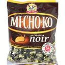 La pie qui chante Caramels tendres Mi-Cho-Ko enrobés de chocolat noir