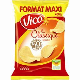 Chips La Classique nature