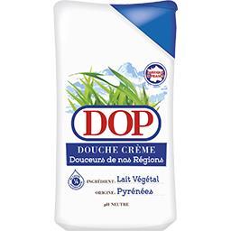 Douche crème lait végétal