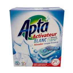 Activateur blanc anti grisaille, oxygène actif