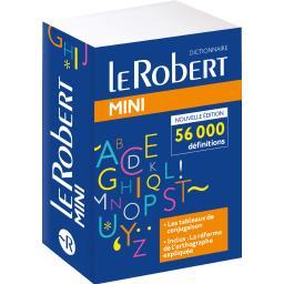 Le robert mini - le plus complet des mini dictionnaire