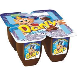 Dany - Dessert lacté au chocolat