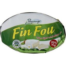 Fromage Fin Fou 20% MG