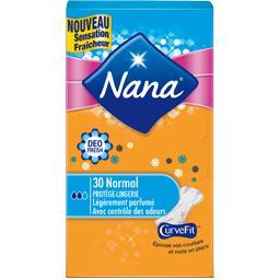 Protège slip normal légèrement parfumé