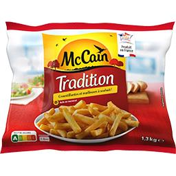 Mc Cain Frites Tradition