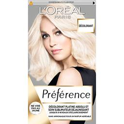 Préférence - Crème décolorante Les Blondissimes