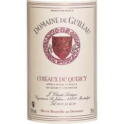 AOC coteaux du quercy, vin rouge