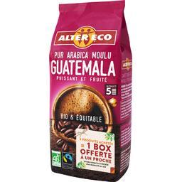 Alter Eco Café moulu pur arabica Guatemala BIO