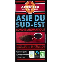 Café moulu Asie du Sud-Est arabica et robusta BIO