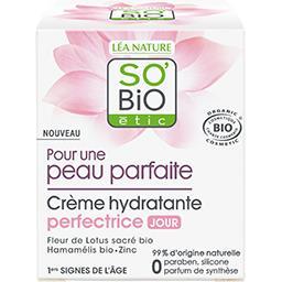 Crème hydratante perfectrice BIO