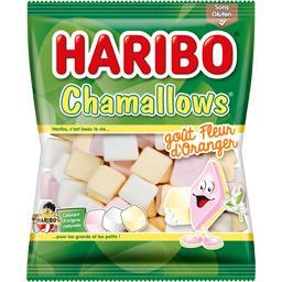 Bonbons Chamallows au goût fraîcheur