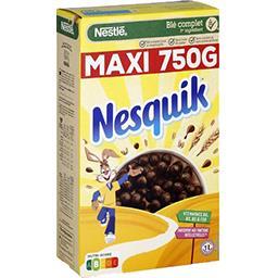 Nestlé Nestlé Céréales Nesquik - Céréales