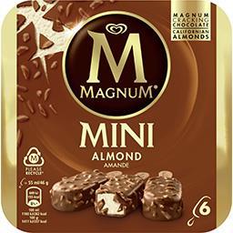 Mini glace Almond