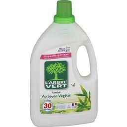 Lessive liquide au savon végétal