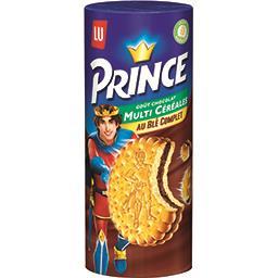 Prince - Biscuits multi céréales au blé complet four...