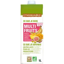 Jus multi fruits BIO