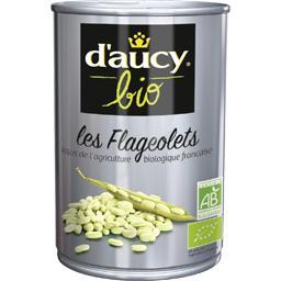 Flageolets bio