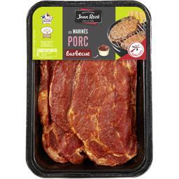 Côtes de porc Les Marinés barbecue