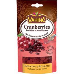 Cranberries tendres séchées sucrées
