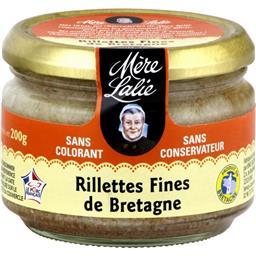 Rillettes Fines de Bretagne