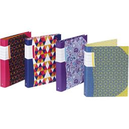 Classeur A4 Fancy motifs assortis