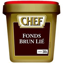 Fonds brun lié
