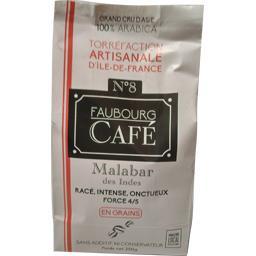 Café malabar grain