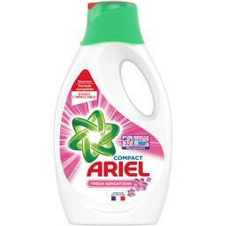ARIEL Sensation Rose Lessive Liquide 1,265L 23Lavages -