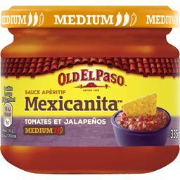 Sauce apéritif Mexicanita